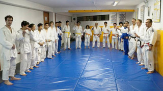 International bushido club cautiva a cientos de jóvenes amantes del judo