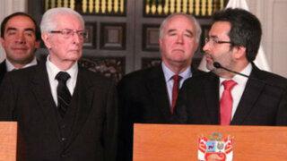 Acción Popular propone una nueva constitución y Parlamento bicameral