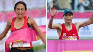 Bloque Deportivo: Gladys Tejeda y Raúl Pacheco celebran triunfo en México