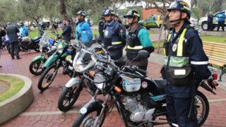 Condecoran a policías y serenos que desarticularon peligrosa banda en San Luis