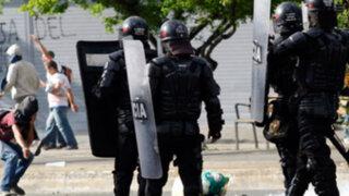 Colombia: decretan toque de queda tras disturbios en paro agrícola