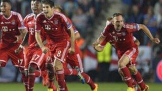 Bloque Deportivo: Bayern ganó Supercopa Europea tras vencer al Chelsea en penales