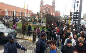 Cartas para Santa Rosa: miles de fieles asistieron a ver a la Santa Limeña