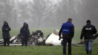 Paraguay: seis personas mueren en trágico accidente aéreo