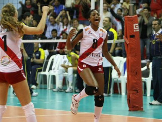 Vóley: Perú enfrenta a Eslovenia por octavos de final del mundial de menores