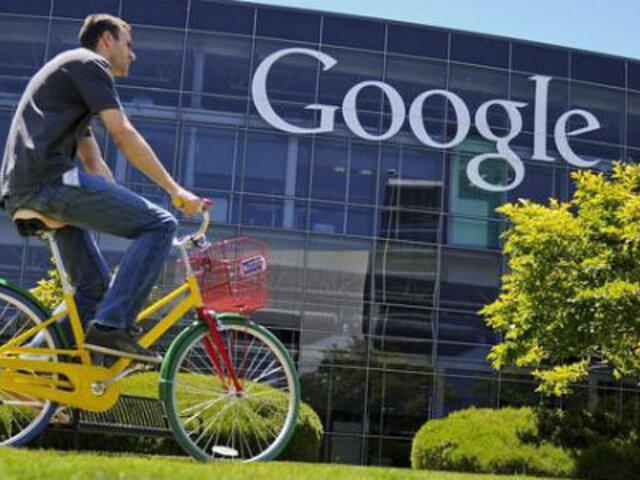 Google creció 900% desde su estreno en la Bolsa de Wall Street
