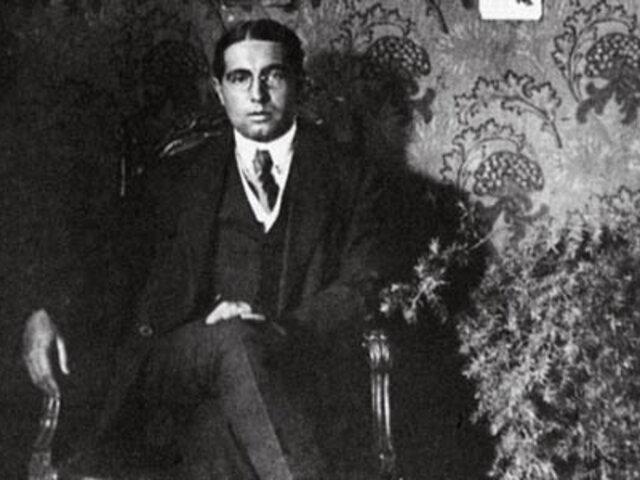 Homenaje a Abraham Valdelomar por el centenario de
