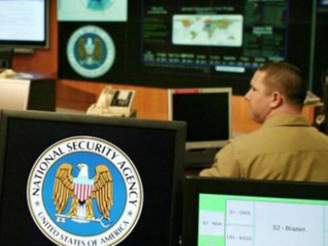 EEUU habría pagado a Google, Yahoo y Facebook por colaborar con espionaje