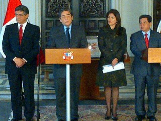 Perú Posible sobre diálogo: Esto no es un balón de oxígeno para nadie