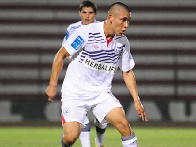 Jean Deza volverá al fútbol europeo tras fichar por el Montpellier de Francia