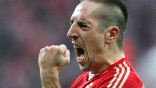 Las marcas de la vida: Franck Ribéry, el mejor jugador de Europa