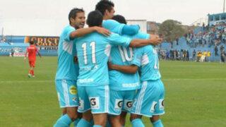 Sporting Cristal comenzó la liguilla impar ganando 1-0 al Sport Huancayo
