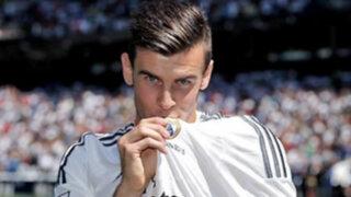 Gareth Bale: Le pedí a Dios que se concretara mi fichaje al Real Madrid