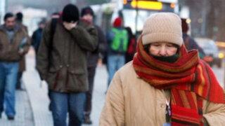 Científicos afirman que bajas temperaturas causan ataques al corazón
