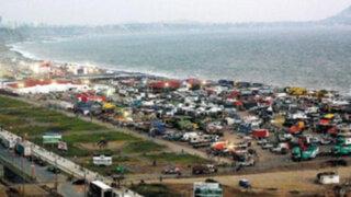 Ante críticas implementan plan de seguridad en Mistura 2013