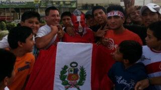 Previa del Perú vs Uruguay: hinchas llegan a La Videna para alentar a la selección