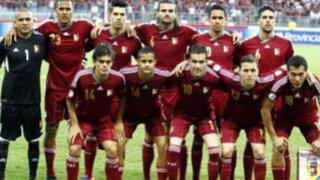 Eliminatorias 2014: veinte seleccionados de Venezuela sufren infección estomacal