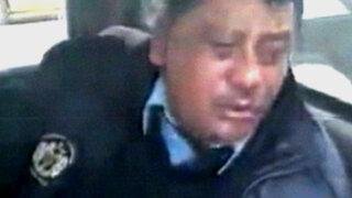Sereno niega haber estado ebrio tras video de escándalo en San Isidro