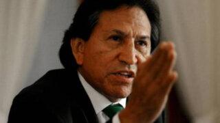 Alejandro Toledo confirma llegada al Perú en menos de dos semanas