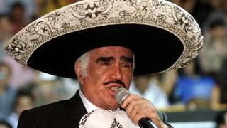 Hallan cadáver de una mujer en casa del cantante mexicano Vicente Fernández