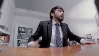 VIDEO: broma sobre caída de meteoro causa terror durante entrevista de trabajo