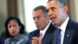 Comisión del Senado estadounidense aprueba acciones militares contra Siria