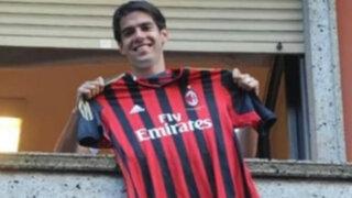 Kaká regresará a España para darle las gracias al presidente del Real Madrid