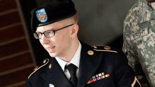 Bradley Manning  pide el perdón presidencial a Barack Obama