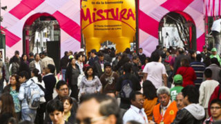 Presidente Humala y alcaldesa Susana Villarán inauguran hoy Mistura 2013