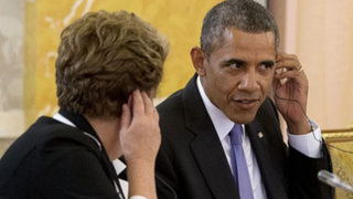 Rusia: Dilma Rousseff pedirá explicaciones a Obama sobre espionaje a Brasil