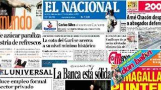 Crisis en Venezuela obliga al cierre de periódicos por falta de papel