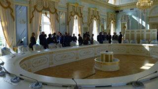Noticias de las 7: G20 debate sobre ataque a Siria en San Petersburgo