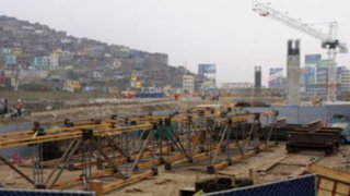 Construcción del segundo tramo del Tren Eléctrico ingresó a su etapa final