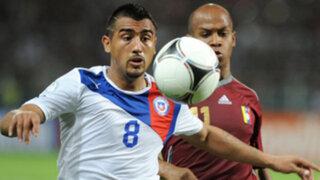Eliminatorias 2014: Perú estará pendiente del encuentro entre Chile y Venezuela