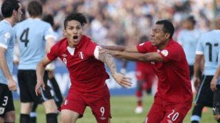 Prensa uruguaya pide a sus jugadores principal atención en Paolo Guerrero