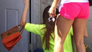Actriz Sofía Vergara sufrió aparatosa caída en restaurante de Estados Unidos