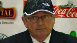 Markarián: Selección Peruana no tendrá ninguna chance si no cambia su estructura
