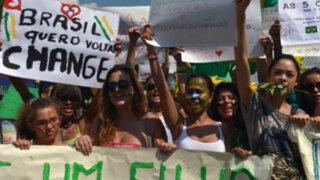 Brasil: más de 170 ciudades se preparan para masivas protestas contra la corrupción