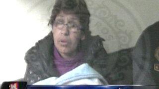 Recuperan a bebé que habría sido secuestrada por una enfermera