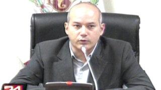 Tejada desmiente haber filtrado informe preliminar sobre caso BTR
