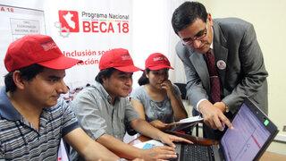 Programa Beca 18 Internacional beneficiará a 300 peruanos en el 2014