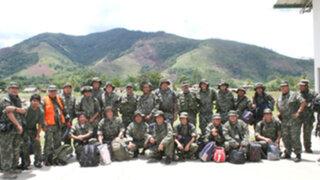 FFAA realizaron tercer curso de Corresponsales de Defensa en el Vraem