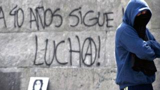 Chilenos desatan violentas protestas tras 40 años del golpe de Pinochet