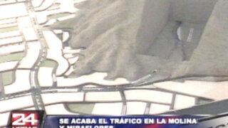 VIDEO: nuevo viaducto subterráneo solucionará tráfico en Javier Prado y Primavera