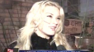 """Leslie Shaw sobre su beso con Vanessa Terkes """"Las dos estábamos nerviosas"""""""