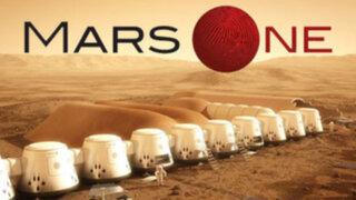 Peruanos se inscribieron como voluntarios para viajar a Marte sin retorno