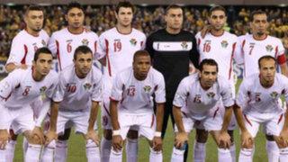 Jordania enfrentará en repechaje a quinto de eliminatorias sudamericanas