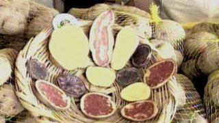 Pequeños productores llevan lo mejor a la feria Mistura 2013
