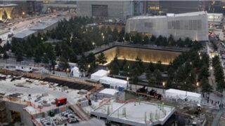 VIDEO: casi 10 años de reconstrucción de la Zona Cero tras atentado del 11-S