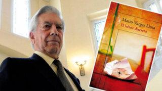 Mario Vargas Llosa: El narcotráfico puede comprar jueces, policías y políticos